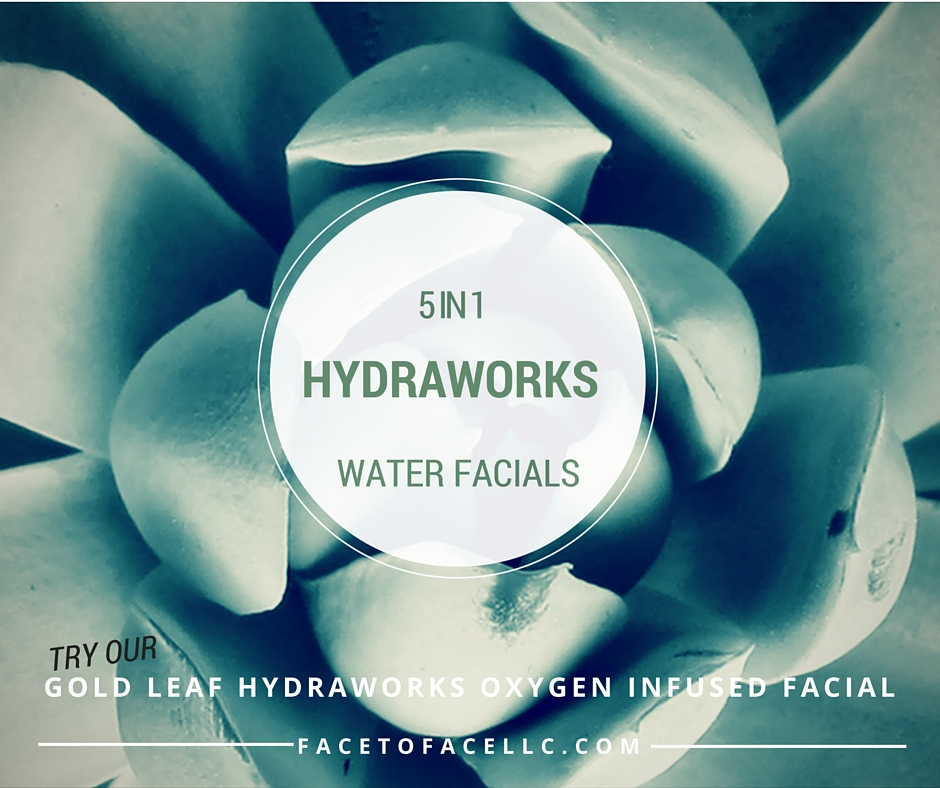 HydraWorks Facials